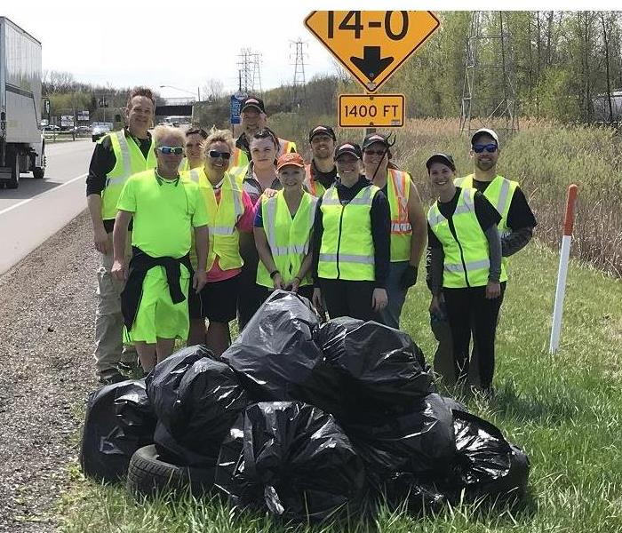Volunteer Road Clean Up
