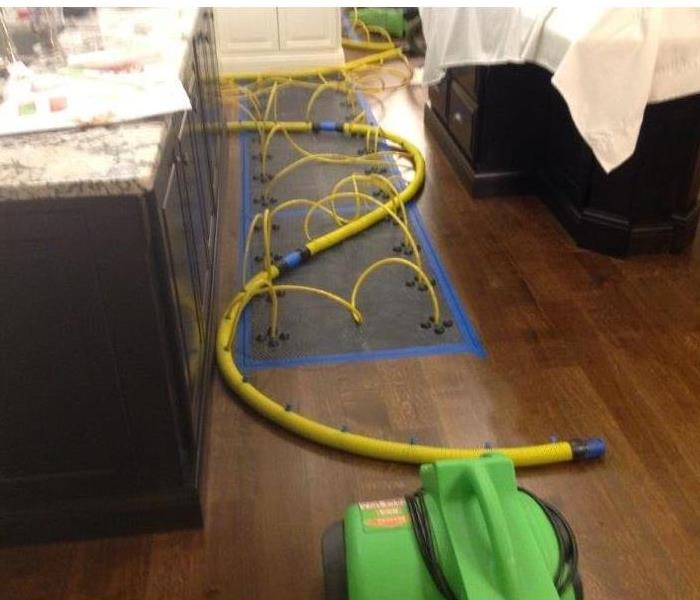 Floor Mat System Saves Hardwood Floors in Green Bay
