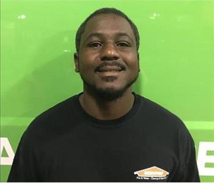 Why SERVPRO Meet Trevor: Production Technician for SERVPRO of East Brown County