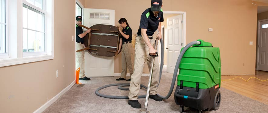 Green Bay, WI residential restoration cleaning